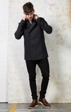 Only & Sons €79.95 - Abey Pea Coat http://bit.ly/1Kqgjvr