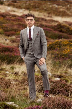 DK x LC €1,065 - The Holland Suit