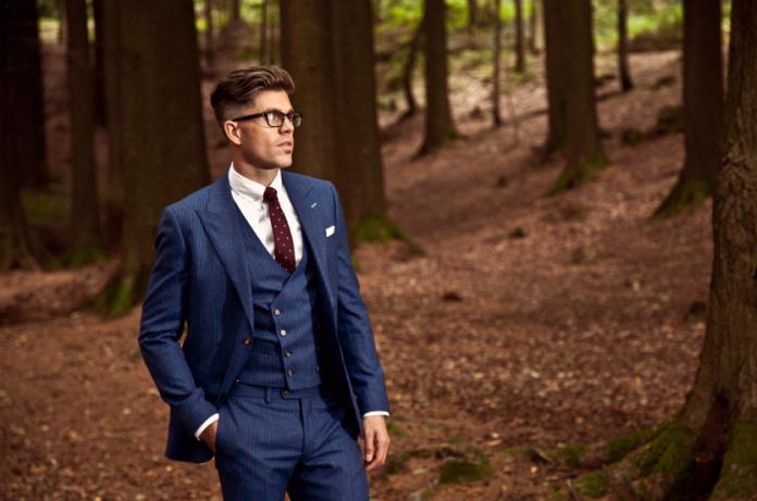 DK x LC €1,180 - The Ferguson Suit