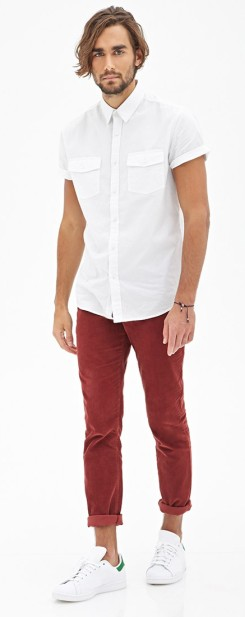 Forever 21 Men €16.45 - Classic Corduroy Pants http://bit.ly/1H6gBKg