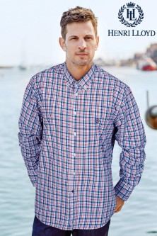 Henri Lloyd @ Next €99 - Check Shirt http://bit.ly/1KUkqVw