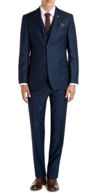 Ted Baker from €155 - Foxdal Three-piece Wool Suit http://bit.ly/15m0FTC
