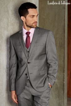 Next from €74 - Light Grey Suit http://bit.ly/1iAmiX0
