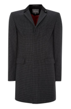 Peter Werth €339.68 - Cropley dogtooth topcoat http://bit.ly/1DVleER
