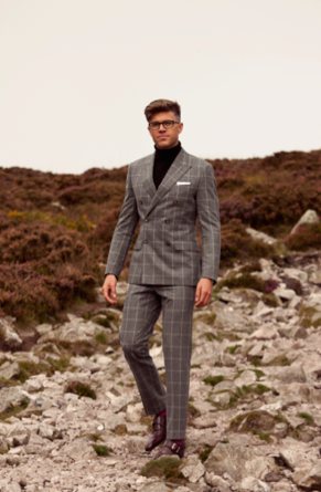 DX x LC €1,065 - The Tom Suit
