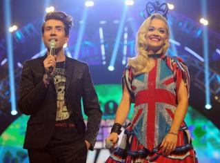 Aiden Grimshaw & Rita Ora