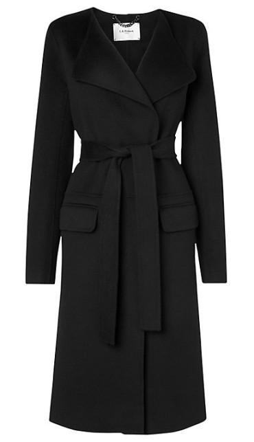 L.K. Bennett €568.65 - Lindi Coat http://bit.ly/1usBl2q