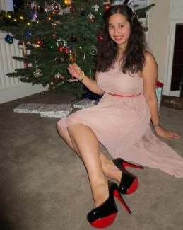 Killer Fashion Nirina Christmas 2012