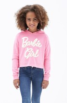 Forever 21 €14.95 - Barbie Girl Graphic Hoodie (Kids) http://bit.ly/1zoVsU9