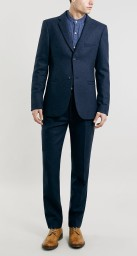 Topman €120 - Made in England Suit Trousers http://bit.ly/1BQrCgv
