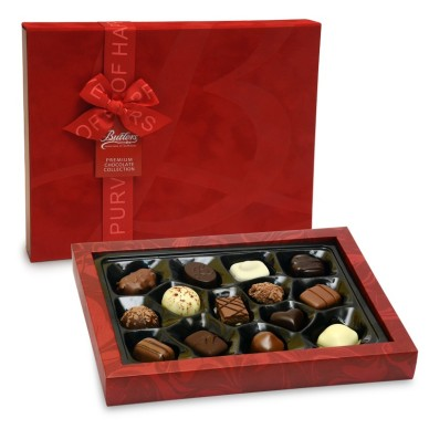 Butlers Chocolates €16 - Red Velvet Presentation Box http://bit.ly/14yHaqu