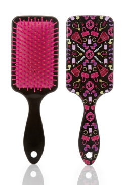 Forever 21 €3.45 - Barbie Print Paddle Brush http://bit.ly/1v9rIwz