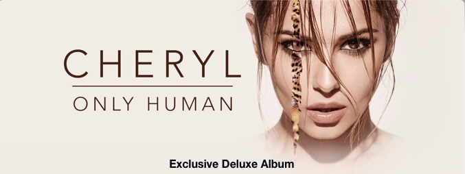 Buy Cheryls Only Human now on iTunes