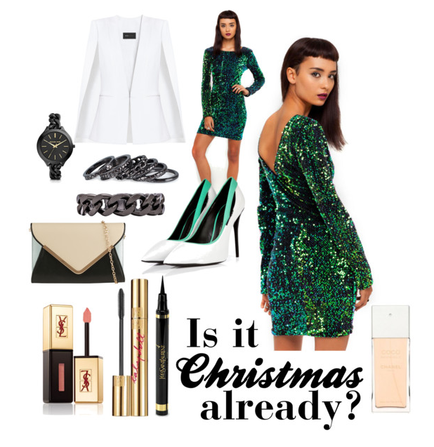 Killer Fashion Nirina christmas style