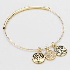 Glitz N Pieces €17.50 - Coin Charm Bracelet http://bit.ly/1tsjZne