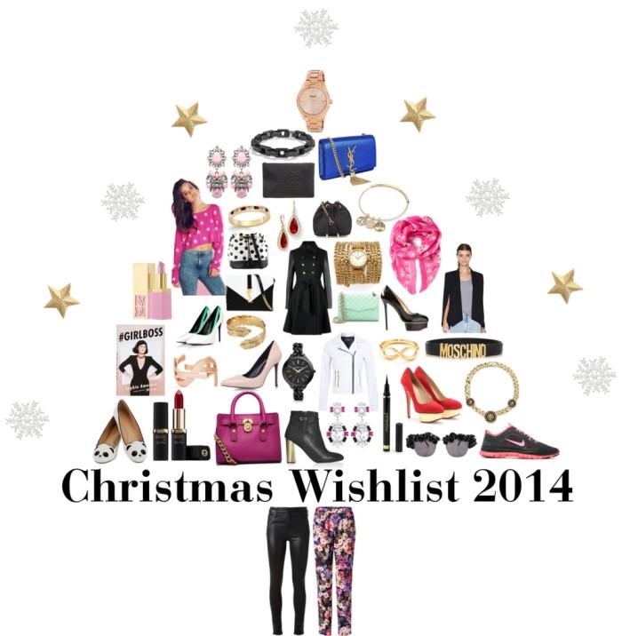 December Christmas Wishlist