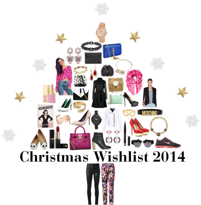 December Christmas Wishlist