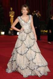 2009 Oscars - wearing Zuhair Murad