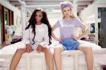 Wildfox €148 - Gingham in Bel Air Baggy Beach Jumper http://bit.ly/1w4Y1LP €109.50 - Gingham Cutie Shorts http://bit.ly/1ARHL0V