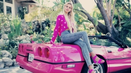 Wildfox €194.69 - Starlight Cropped Billy Sweater http://bit.ly/1oZoFV9