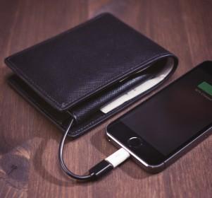 Firebox €93.89 - Mighty Power Wallet http://bit.ly/1zuedpj