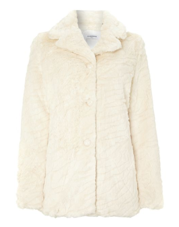 Glamorous €84 - Faux Fur Jacket Cream http://bit.ly/1uQrQQ0