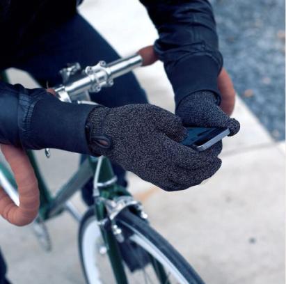 Mujjo €29.95 - Double-Layered Touchscreen Gloves http://bit.ly/1vfKhiB