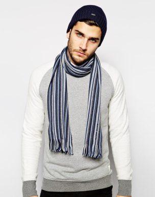Hugo Boss €149.29 - Fadon Hat And Scarf Set http://bit.ly/1xdJdL3