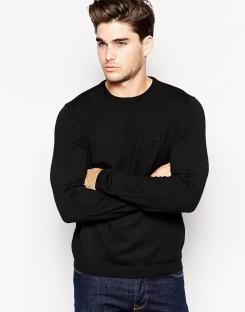 Calvin Klein €120.85 - Jumper In Crew Neck http://bit.ly/1ysYENS