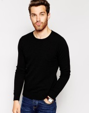 United Colors Of Benetton €49.76 - Merino Wool Jumper With Crew Neck http://bit.ly/11FJSZZ