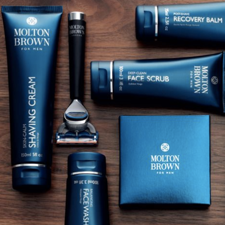 Molton Brown from €20 - Mens Shaving Products http://bit.ly/1uBqhF5