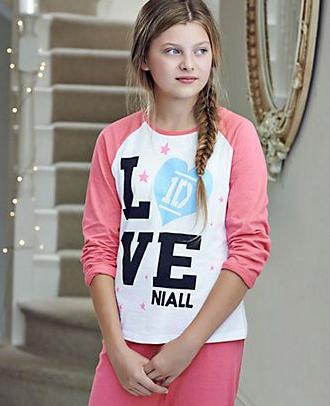 M&S Pure Cotton Niall One Direction Pyjamas | Killer Fashion