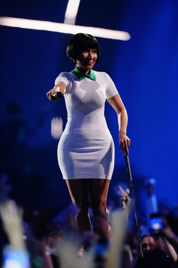 Nicki Minaj MTV EMA 2014