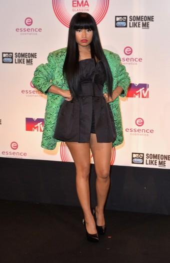 Nicki Minaj MTV EMA 2014