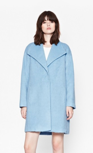 French Connection €315 - Palace Wool Oversized Coat http://bit.ly/1vGzSwI