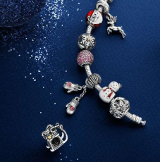 Pandora from €31.50 - Christmas Charm http://bit.ly/1umaNmV
