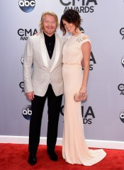 Phillip Sweet of Little Big Town and Rebecca Sweet