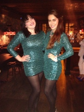 #XmasBlogParty Killer Fashion