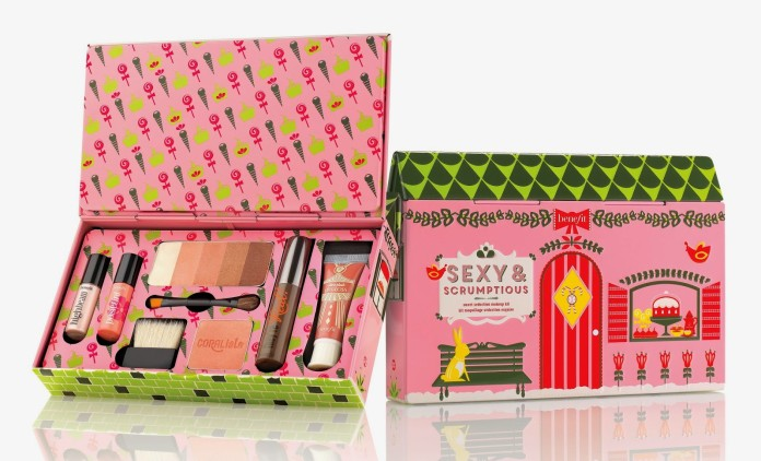 Benefit Cosmetics €43 - Sexy & Scrumptious Gift Set http://bit.ly/1yi0uB9