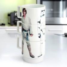 Star Wars Stacking Mugs €25 http://bit.ly/1BF4Nwe