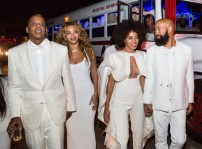 Solange Knowles wedding