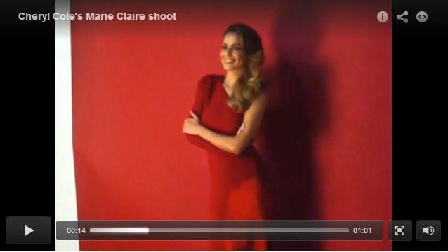 Cheryl Marie Claire December