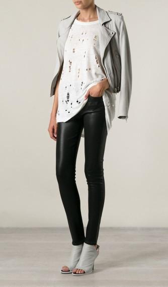Citizens of Humanity €295 - Shiny Skinny Jeans http://bit.ly/1ye1nJs