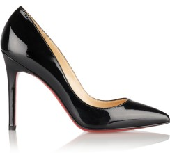 Christian Louboutin €465 - Pigalle Patent http://bit.ly/132Zdoi