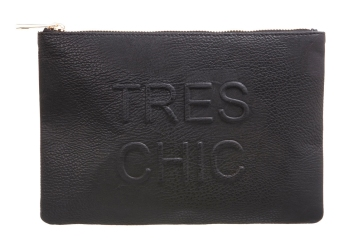 Miss Selfridge €18.18 - Tres Chic Clutch http://bit.ly/1pPtHnv