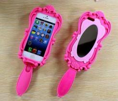 Glitz N Pieces €15 - Barbie Mirror iPhone Cover http://bit.ly/1yYCCnl