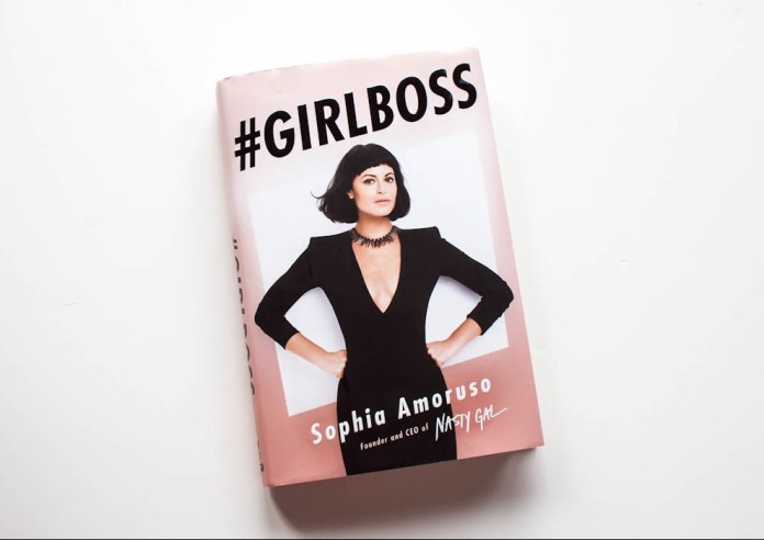 #GIRLBOSS by Sophia Amoruso of Nasty Gal Photo by The Sweet Seed
