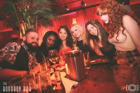 Killer Fashion at The Bourbon Bar launch