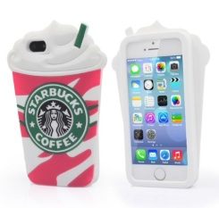 Glitz N Pieces €20 - Starbucks Coffee Cup iPhone 5/5S Case http://bit.ly/1wjXCHo