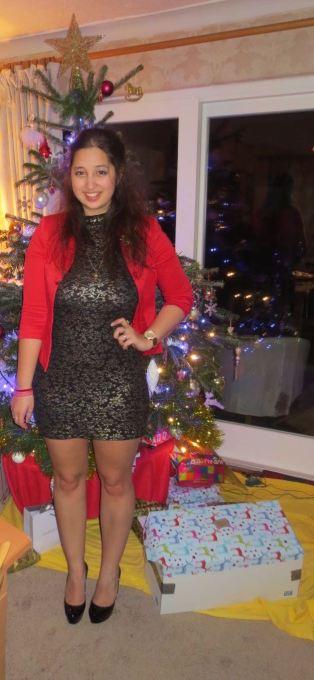 Killer Fashion Nirina Christmas